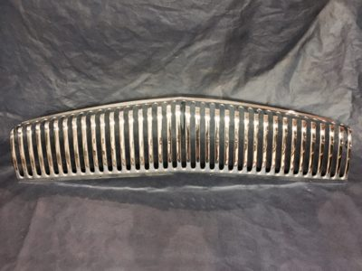 Решетка радиатора 3 модель