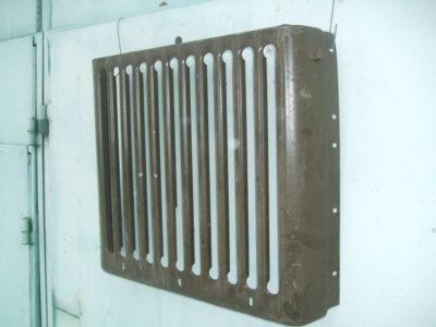 Облицовка радиатора ( ОРИГИНАЛ )