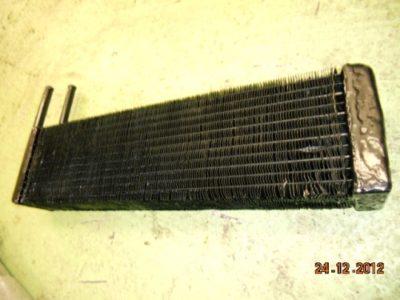 Радиатор отопителя в сборе ГАЗ М-20 (ОРИГИНАЛ)