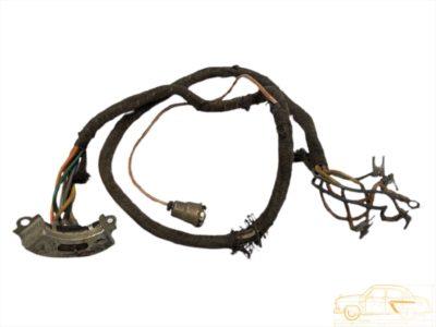 Проводка переключения указателей поворотов в сборе ГАЗ-21 (ОРИГИНАЛ)