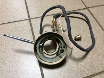 Механизм переключения поворотов в сборе ГАЗ-21 (ОРИГИНАЛ)