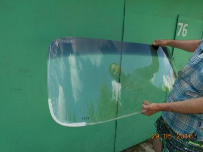 Комплект стекол + лобовое + заднее