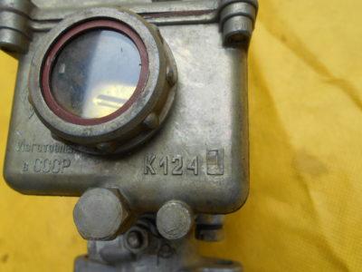 Карбюратор  К 124А   (ОРИГИНАЛ)