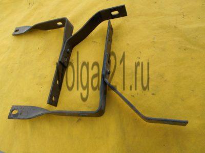 Кронштейн заднего буфера в сборе ГАЗ-21 3 модель (ОРИГИНАЛ)