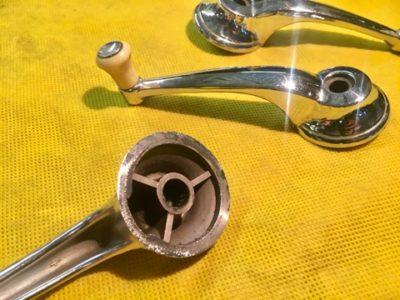Ручка стеклоподъемника (ОРИГИНАЛ)