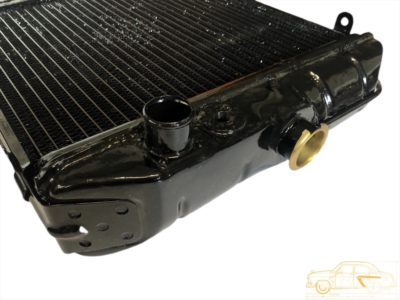 Радиатор охлаждения ГАЗ-21 1/2 я модель (ОРИГИНАЛ)