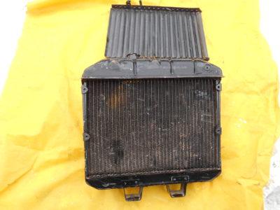 Радиатор в сборе ( жалюзи ) КОМИССИЯ  ( ОРИГИНАЛ )