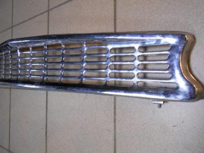 Решетка радиатора   407 КОМИССИЯ (ОРИГИНАЛ)