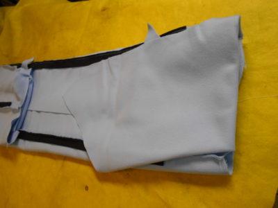 Обшивка потолка раскроенная и сшитая   1/2 модель