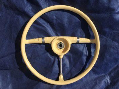 Рулевое колесо (Руль ГАЗ-21)