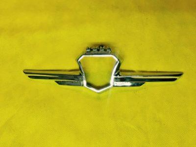 Основание заводского знака капота 3 модель (ОРИГИНАЛ)