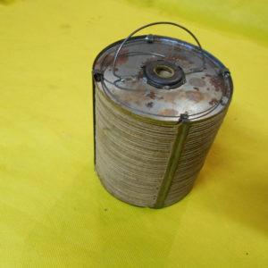 Фильтрующий элемент масляного фильтра тонкой очистки в сборе
