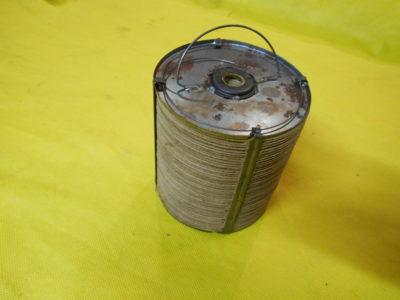 Фильтрующий элемент масляного фильтра тонкой очистки в сборе ( ОРИГИНАЛ) )