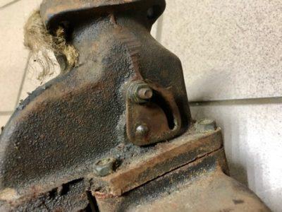 Газопровод двигателя в сборе (ОРИГИНАЛ)