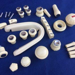 Пластик салона 2 модель