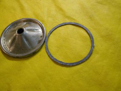 Прокладка крышки масляного фильтра тонкой очистки