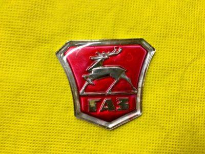 Эмблема капота 3 модель