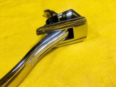 Ручка передней двери наружная в сборе М 20 (ОРИГИНАЛ)