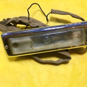 Фонарь освещения заднего номерного знака в сборе ФП6-3717000 (ОРИГИНАЛ)