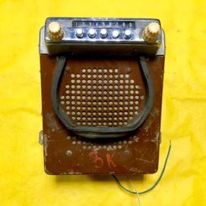 Радиоприемник А-5 в сборе (ОРИГИНАЛ)