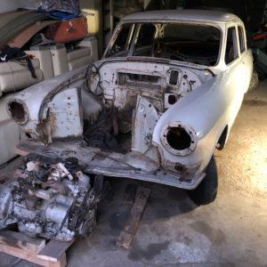Кузов ( голый) -1962 г.в.