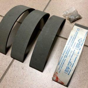 Накладки тормозных колодок (ОРИГИНАЛ)