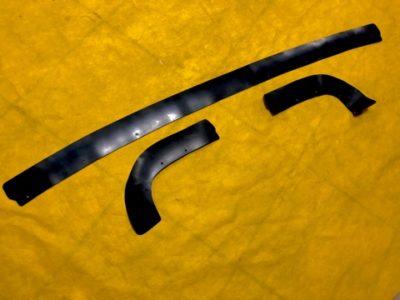 Уплотнитель брызговика задка 1/2/3 модель