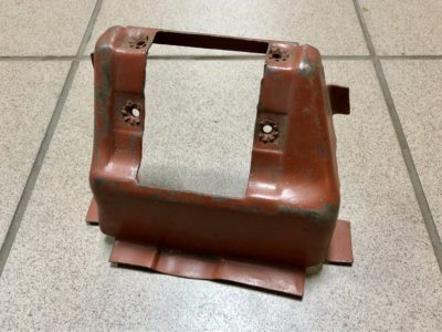 Основание замка багажника (ОРИГИНАЛ)