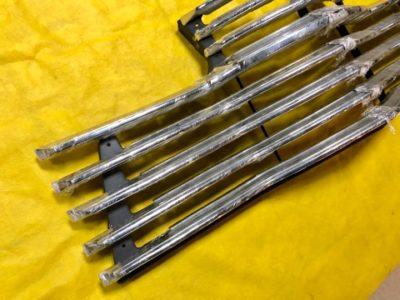 Облицовка радиатора в сборе 2 модель (ОРИГИНАЛ)