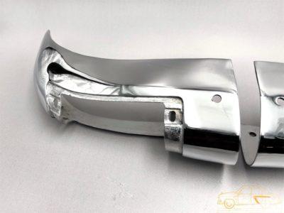Усы решетки радиатора ГАЗ-21 1 мод. (НОВОДЕЛ) к-кт
