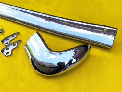 Бампер задний в сборе 3 модель