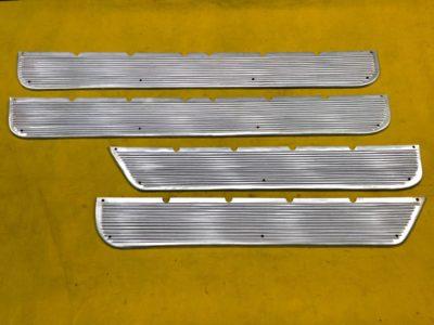 Накладки на внутреннюю обшивку дверей ГАЗ-24 (НОВОДЕЛ) к-кт