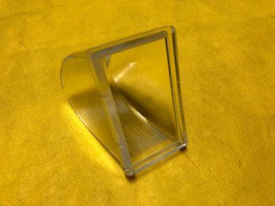 Рассеиватель света заднего хода заднего фонаря бесцветный 2 модель ФП25