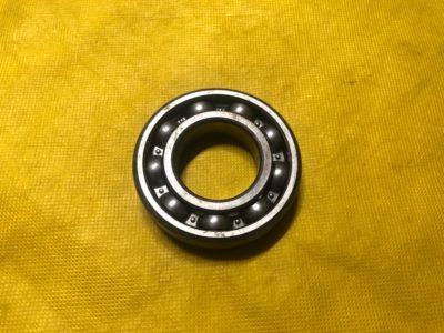 Подшипник шариковый первичного вала КПП задний ГПЗ-50208-У (ОРИГИНАЛ)