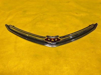 Орнамент капота передний М 20 1/2 модель (ОРИГИНАЛ)