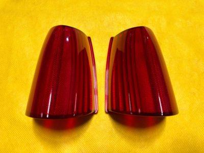 Рассеиватель заднего фонаря красный 1 модель