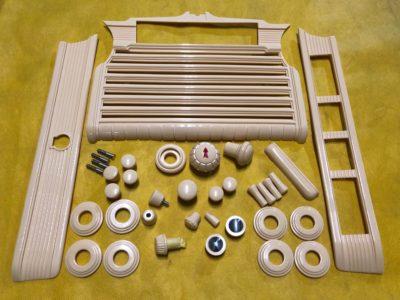 Пластик салона комплект 3 серия М 20