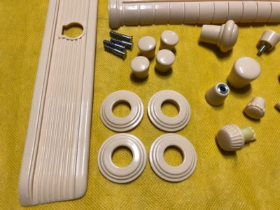 Пластик салона комплект 1/2 серия М20