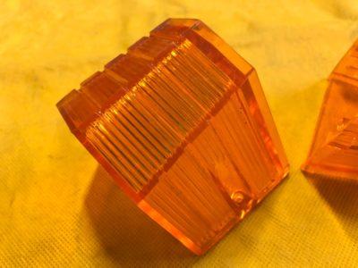 Рассеиватель нижний оранжевый профильный (ОРИГИНАЛ)