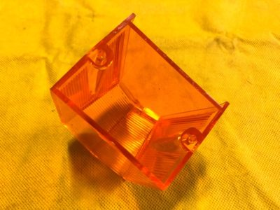 Рассеиватель задний оранжевый (ОРИГИНАЛ)