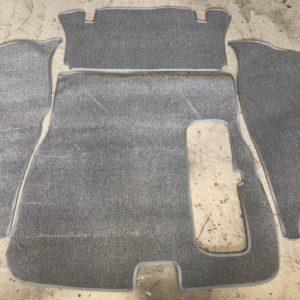 Ковры пола багажника ГАЗ-21