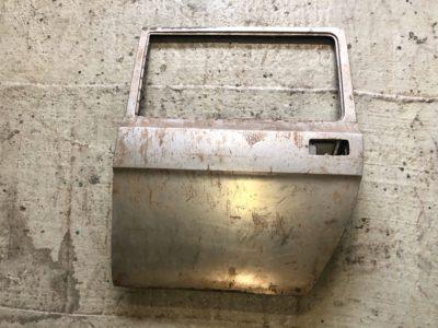 Дверь задняя левая ГАЗ-2402/31022 (ОРИГИНАЛ)