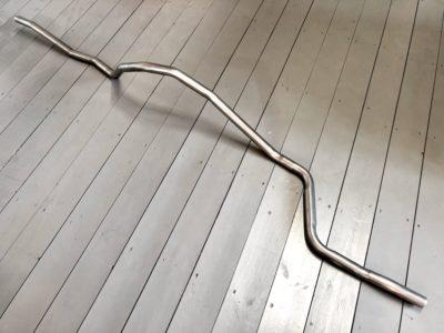 Труба выпускная глушителя ГАЗ-21