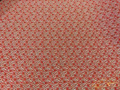 Ткань обшивки салона ГАЗ-24 Красная (73-77г.в.)