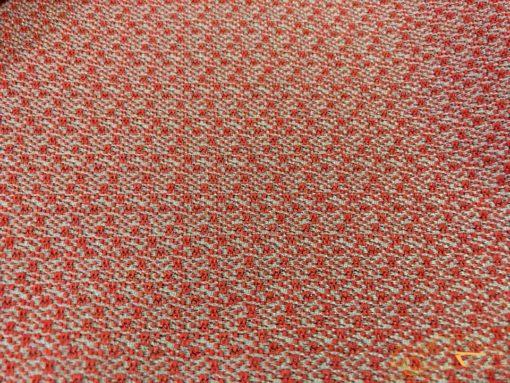 Ткань обшивки салона ГАЗ 24 Красная (73-77г.в.)