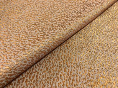 Ткань обшивки салона ГАЗ-24 золотая (70-72г.в.)