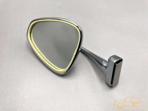 Зеркало наружное левое ГАЗ-21/М-20/12 (НОВОДЕЛ)