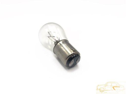 Лампа подфарника двухконтактная 12V 21/5W
