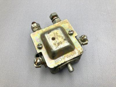 Включатель стартера ВК14-3708 для ГАЗ-М20/69/51 (ОРИГИНАЛ)