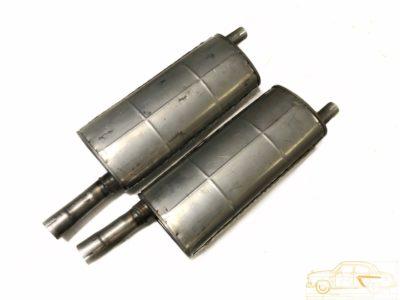 Глушитель ГАЗ-13